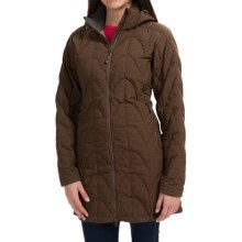 Outdoor Research Aria Storm Parka - 650 Fill Power (For Women) in Earth/Cafe - Closeouts