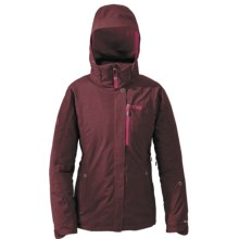 Outdoor Research Aspenglow Jacket - Waterproof, Insulated (For Women) in Zin - Closeouts