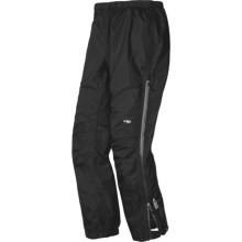 Outdoor Research Aspire Gore-Tex® PacLite® Pants - Waterproof (For Women) in Black - Closeouts