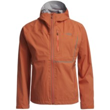 Outdoor Research Axiom Gore-Tex® Active Jacket - Waterproof, Soft Shell (For Men) in Ember/Charcoal - Closeouts