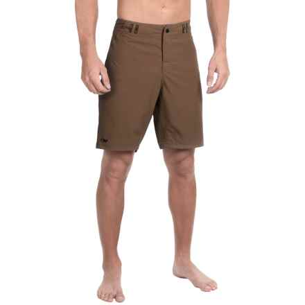 Outdoor Research Backcountry Boardshorts - UPF 50+ (For Men) in Earth/Diablo - Closeouts