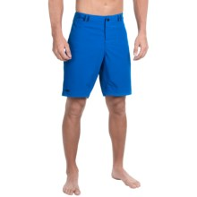 Outdoor Research Backcountry Boardshorts - UPF 50+ (For Men) in Glacier/Hydro - Closeouts