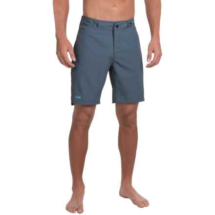 Outdoor Research Backcountry Boardshorts - UPF 50+ (For Men) in Indigo - Closeouts