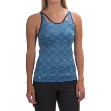 Outdoor Research Bewitched Tank Top - Built-In Shelf Bra (For Women) in Cornflower - Closeouts
