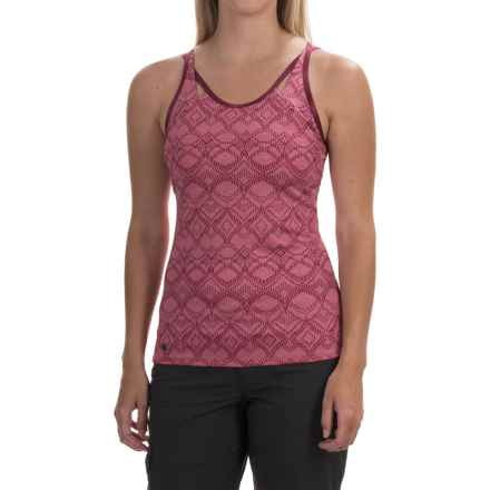 Outdoor Research Bewitched Tank Top - Built-In Shelf Bra (For Women) in Sangria - Closeouts