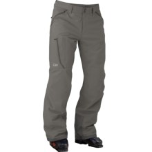Outdoor Research Blackpowder Ski Pants - Waterproof (For Men) in Pewter - Closeouts