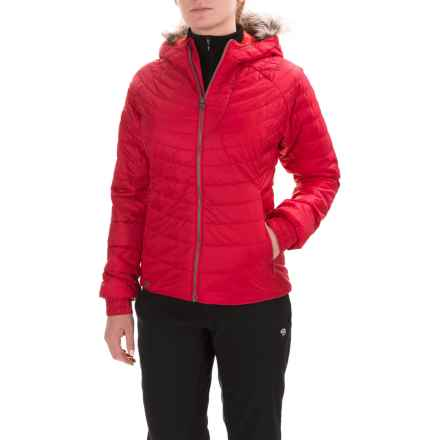 Outdoor Research Breva Jacket (For Women) in Scarlet/Flame - Closeouts