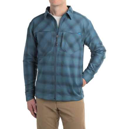 Outdoor Research Bullwheel Jacket - Insulated  (For Men) in Dusk/Night - Closeouts