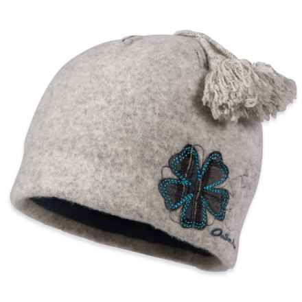 Outdoor Research Carrie Beanie - Lambswool (For Women) in Alloy - Closeouts