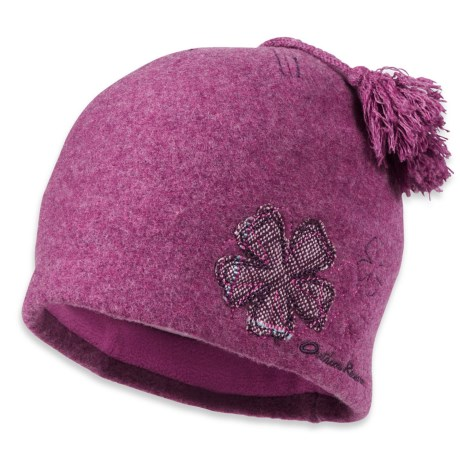 Outdoor Research Carrie Beanie - Lambswool (For Women) in Crocus