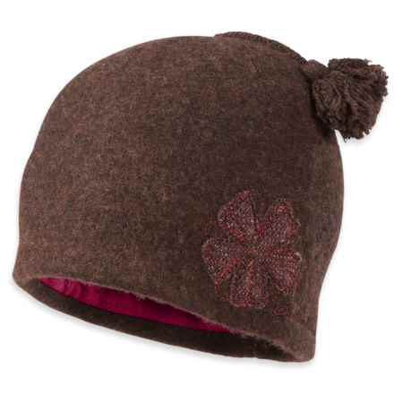 Outdoor Research Carrie Beanie - Lambswool (For Women) in Earth - Closeouts