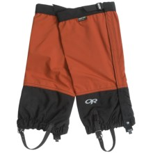 Outdoor Research Cascadia Gore-Tex® PacLite® Gaiters - Waterproof in Diablo - Closeouts