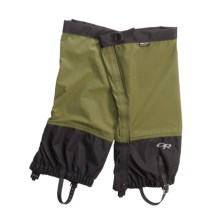 Outdoor Research Cascadia Gore-Tex® PacLite® Gaiters - Waterproof in Olive - Closeouts