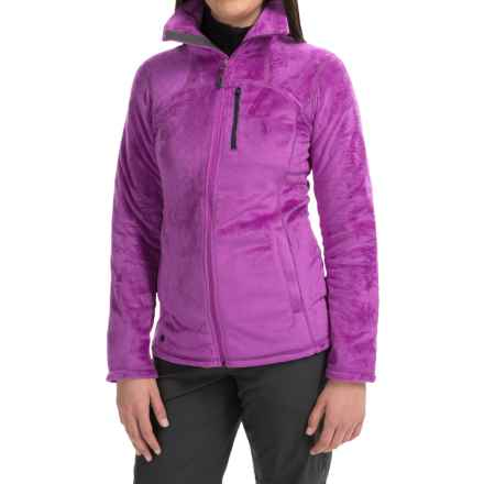 Outdoor Research Casia Fleece Sweater - Full Zip (For Women) in Ultraviolet/Night - Closeouts