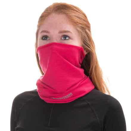 Outdoor Research Catalyzer Ubertube Neck Gaiter - Merino Wool (For Men and Women) in Desert Sunrise - Closeouts