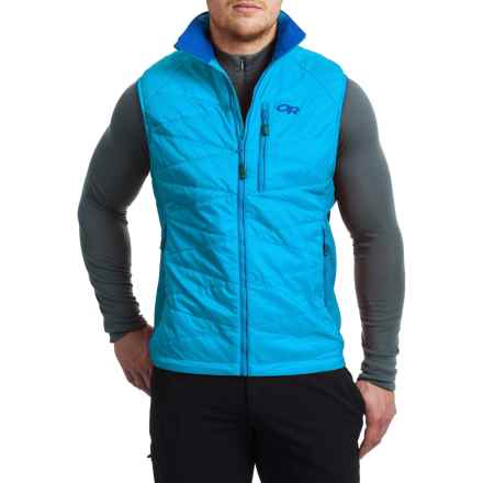 Outdoor Research Cathode PrimaLoft® Vest - Insulated (For Men) in Tahoe - Closeouts