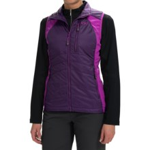 Outdoor Research Cathode Vest - Insulated (For Women) in Elderberry - Closeouts