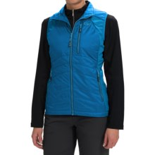 Outdoor Research Cathode Vest - Insulated (For Women) in Hydro - Closeouts
