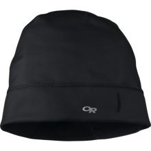 Outdoor Research Centrifuge Beanie Hat (For Men and Women) in Black - Closeouts