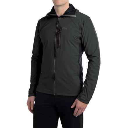 Outdoor Research Centrifuge Jacket (For Men) in Black - Closeouts