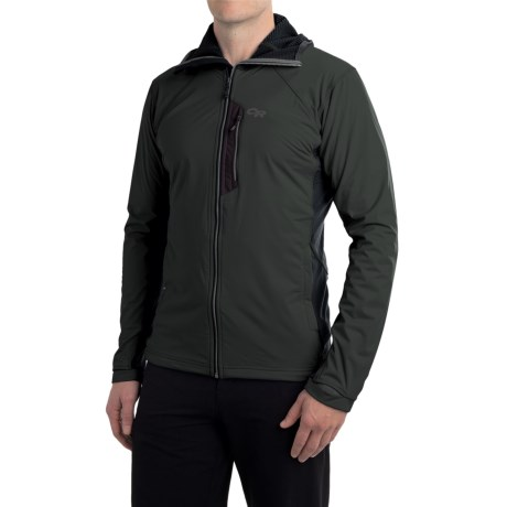 Outdoor Research Centrifuge Jacket (For Men) in Black