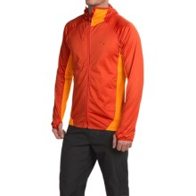 Outdoor Research Centrifuge Jacket (For Men) in Diablo/Supernova - Closeouts