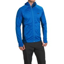 Outdoor Research Centrifuge Jacket (For Men) in Glacier/Abyss - Closeouts
