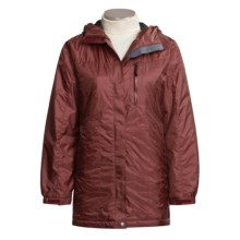 Outdoor Research Chaos Parka - Windstopper® (For Women) in Pomegranate - Closeouts