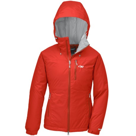 Outdoor Research Chaos PrimaLoft® Jacket - Insulated (For Women) in Salsa