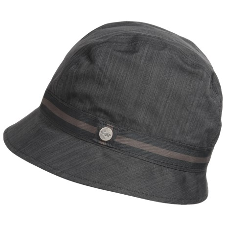 Outdoor Research Charleston Rain Hat (For Women) in Black