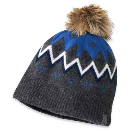 Outdoor Research Cimone Beanie (For Women) in Charcoal - Closeouts
