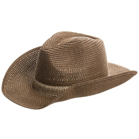 Outdoor Research Cira Cowboy Hat (For Women) in Walnut