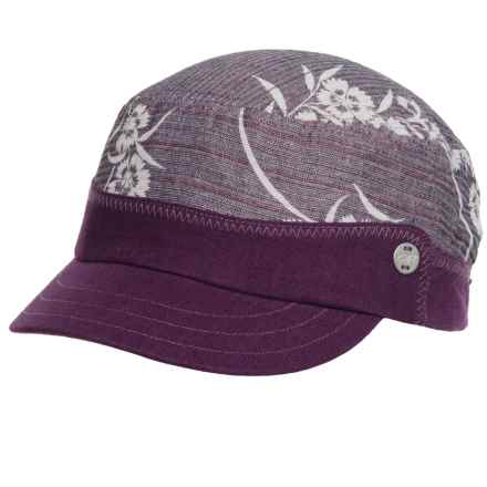 Outdoor Research Clara Baseball Cap (For Women) in Elderberry - Closeouts