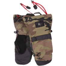 Outdoor Research Classic Modular Mittens - Waterproof (For Men) in Camo - Closeouts