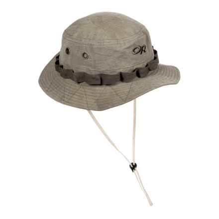 Outdoor Research Congaree Sun Hat (For Women) in Fatigue - Closeouts