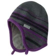 Outdoor Research Conway Beanie - Wool (For Men) in Charcoal/Orchid - Closeouts
