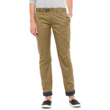 Outdoor Research Corkie Chino Pants - Cotton (For Women) in Cafe - Closeouts