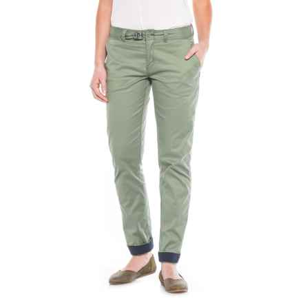 Outdoor Research Corkie Chino Pants - Cotton (For Women) in Sage Green - Closeouts