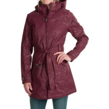 Outdoor Research Covet Jacket - Soft Shell (For Women) in Zin - Closeouts