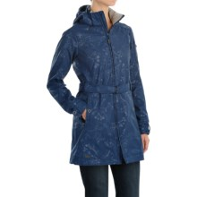 Outdoor Research Covet Soft Shell Jacket (For Women) in Abyss/Pool - Closeouts