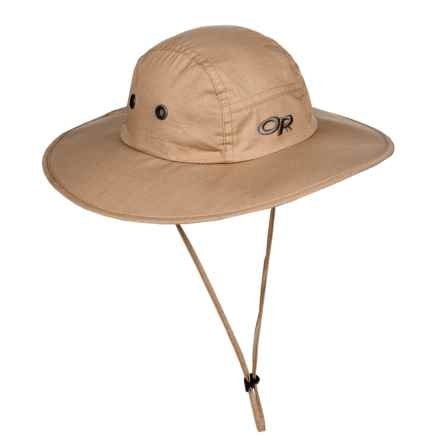 Outdoor Research Cozumel Sun Sombrero (For Men) in Khaki - Closeouts