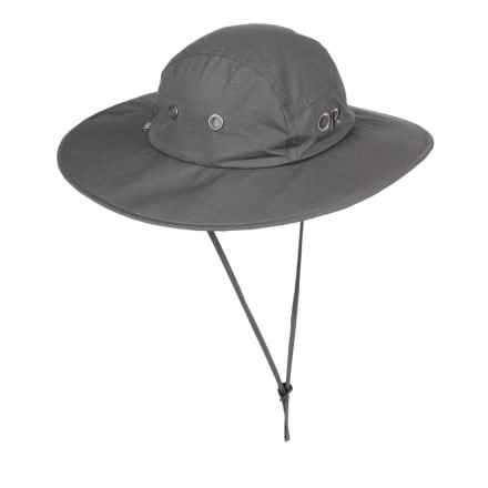 Outdoor Research Cozumel Sun Sombrero (For Men) in Pewter - Closeouts