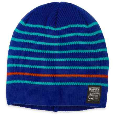 Outdoor Research Credence Beanie (For Men) in Baltic - Closeouts