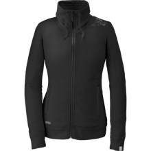 Outdoor Research Crush Jacket (For Women) in Black - Closeouts