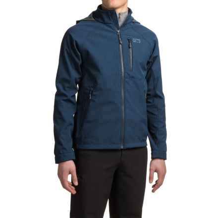 Outdoor Research Deadbolt Hooded Jacket (For Men) in Night - Closeouts