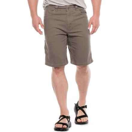 Outdoor Research Deadpoint Shorts (For Men) in Mushroom - Closeouts