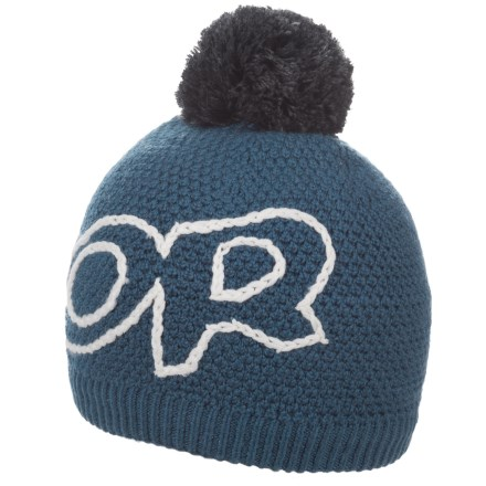 555554fc156 Outdoor Research Delegate Beanie Hat - Merino Wool (For Men and Women) in  Dusk