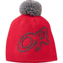 Outdoor Research Delegate Beanie Hat - Merino Wool (For Men and Women) in Hot Sauce - Closeouts
