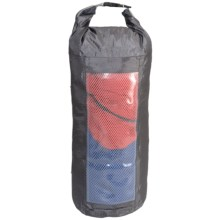 Outdoor Research Double Dry Window Sack - 15L in Dark Grey - Closeouts