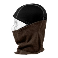 Outdoor Research Duoclava - Convertible Balaclava (For Men) in Earth - Closeouts